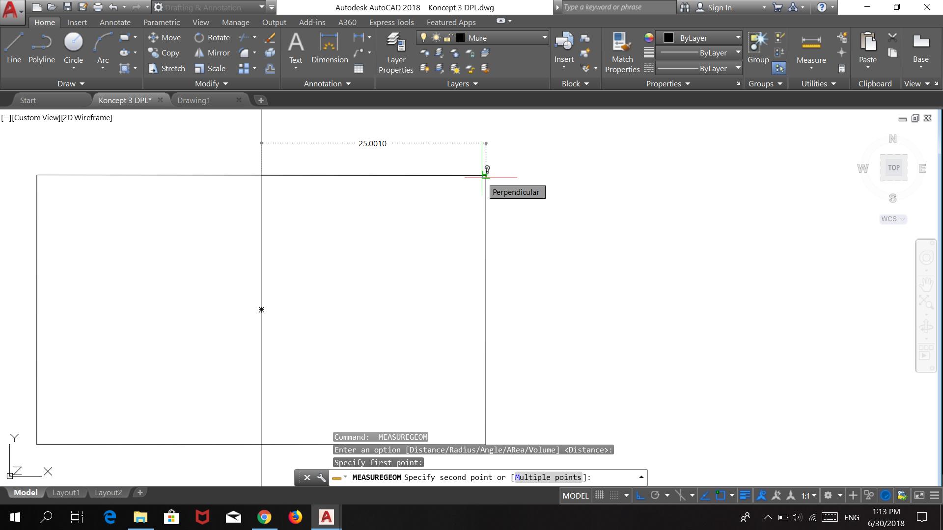 Object Snap not working properly  - Autodesk Community- AutoCAD