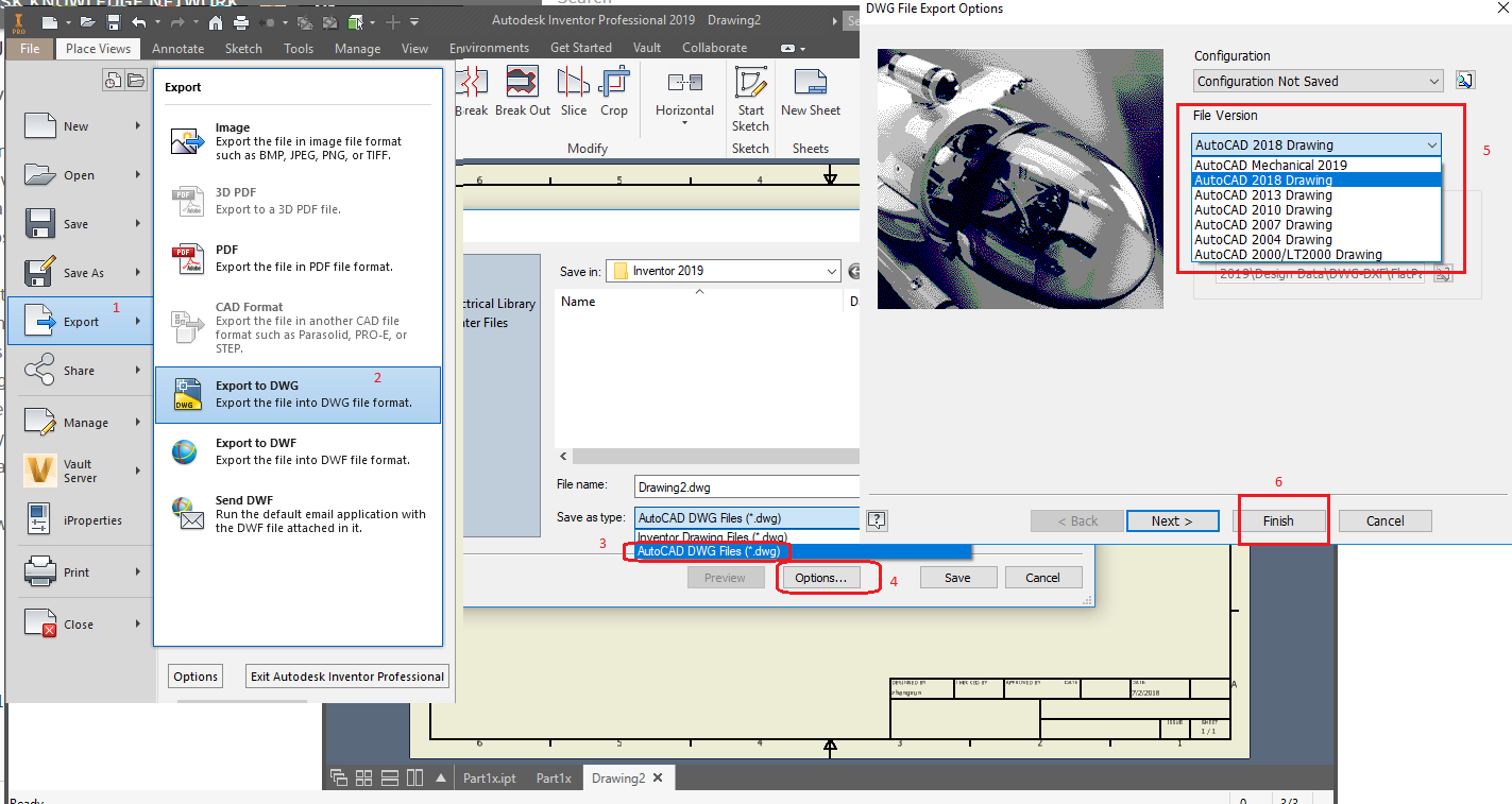 Solved: save in an older version  - Autodesk Community- Inventor
