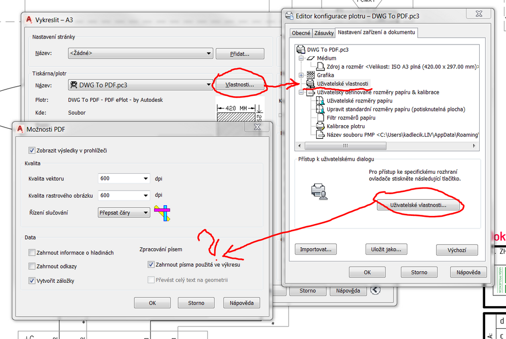 Solved: Arial font AutoCAD 2018 DWG to PDF printing problem