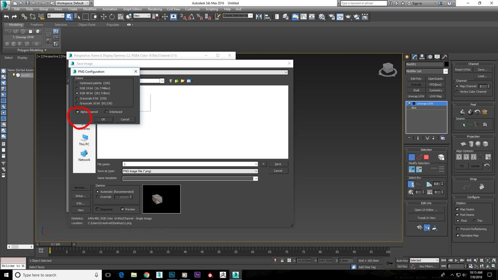 Vray renderer environment background not rendering