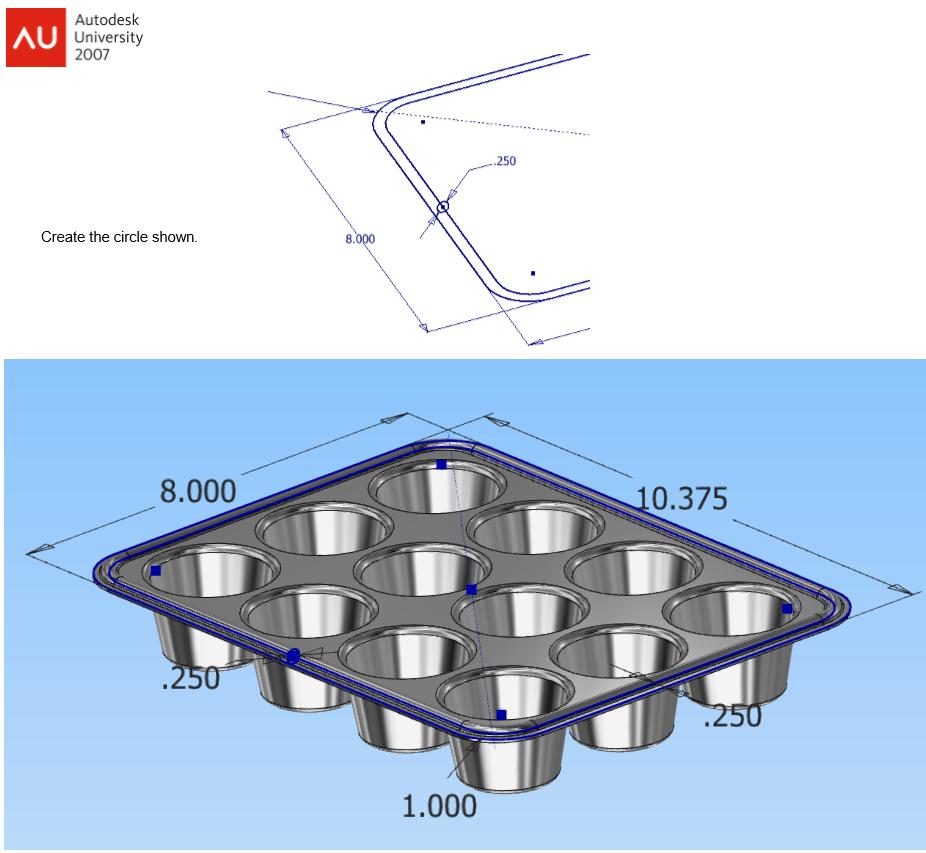Solved: Sketch Fillet Option, But No Chamfer?