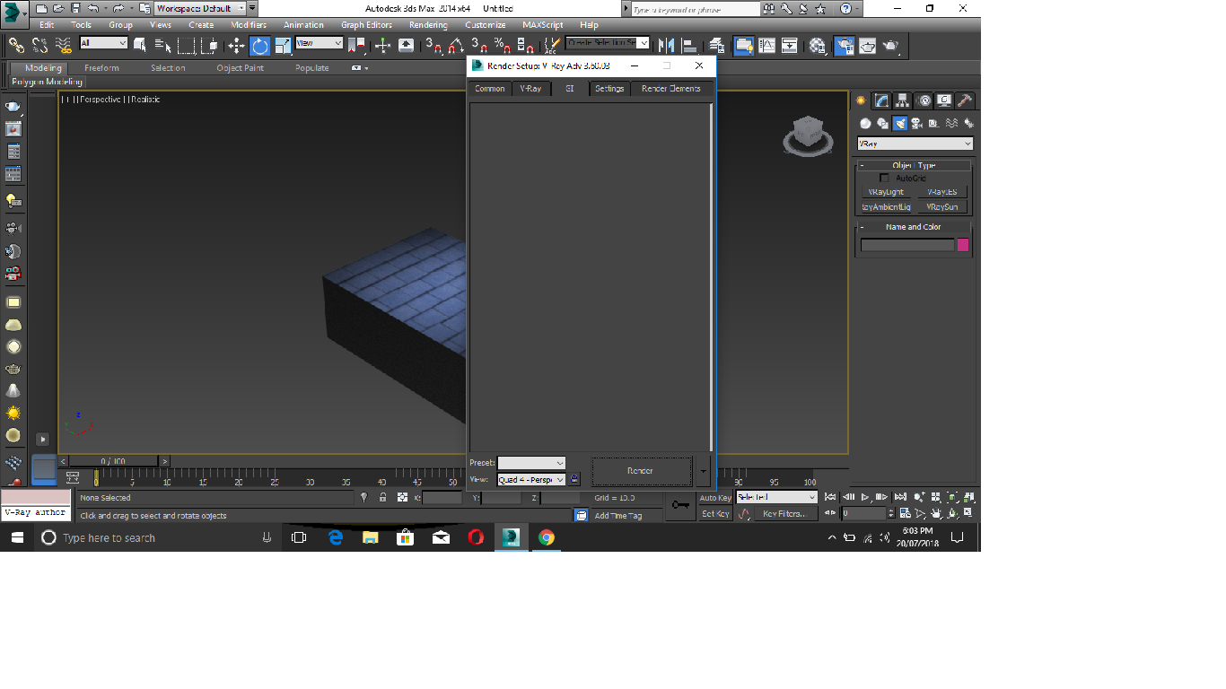 Sample Slots in Material Editor showing up black - Autodesk
