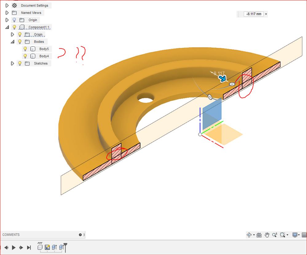 Solved: Problem with Extrusions and 3D Printing - Autodesk Community