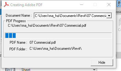Solved: 2019: cannot print multi-page pdf using Acrobat