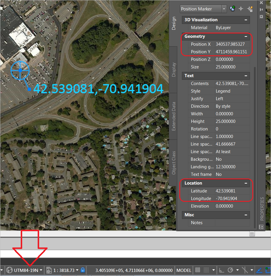 Solved: Geolocation Map Coordinates Doesn't Match Google