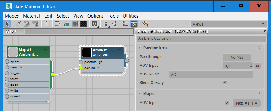 Solved: Quick ambient occlusion pass in MAX 2018 - Autodesk