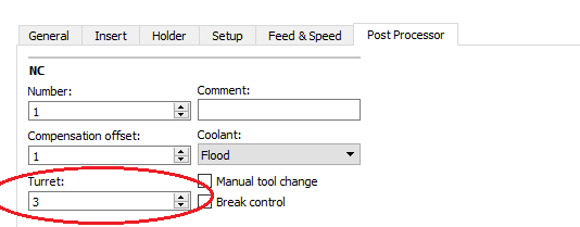 Solved: Lathe tool orientation and spindle rotation direction issues