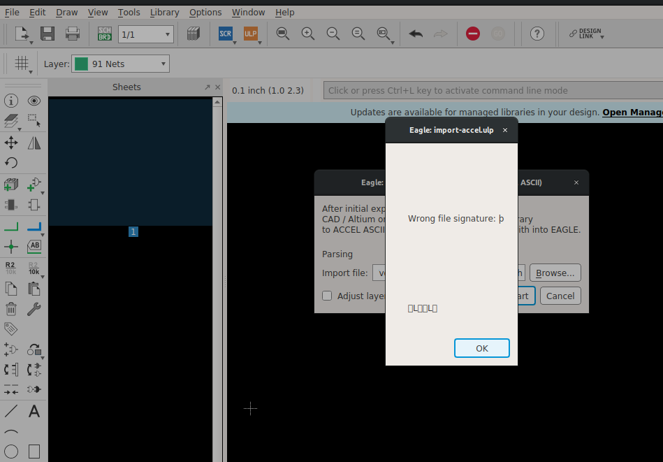 Importing PADS schematic - Autodesk Community- EAGLE on file menu, file design, file security, file extension dwg,