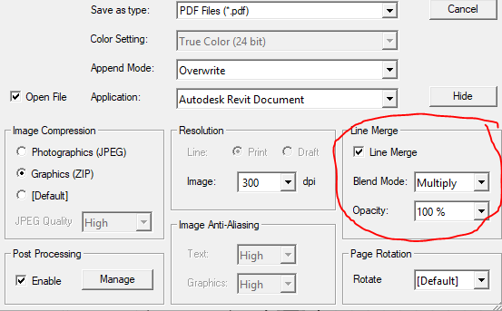 Revit Filled Regions not printing correctly - Autodesk
