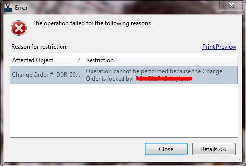 Solved: ECO locked after user client crash     - Autodesk