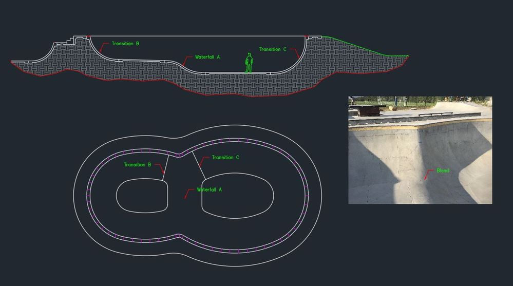 Solved: Drawing/importing (skatepark)