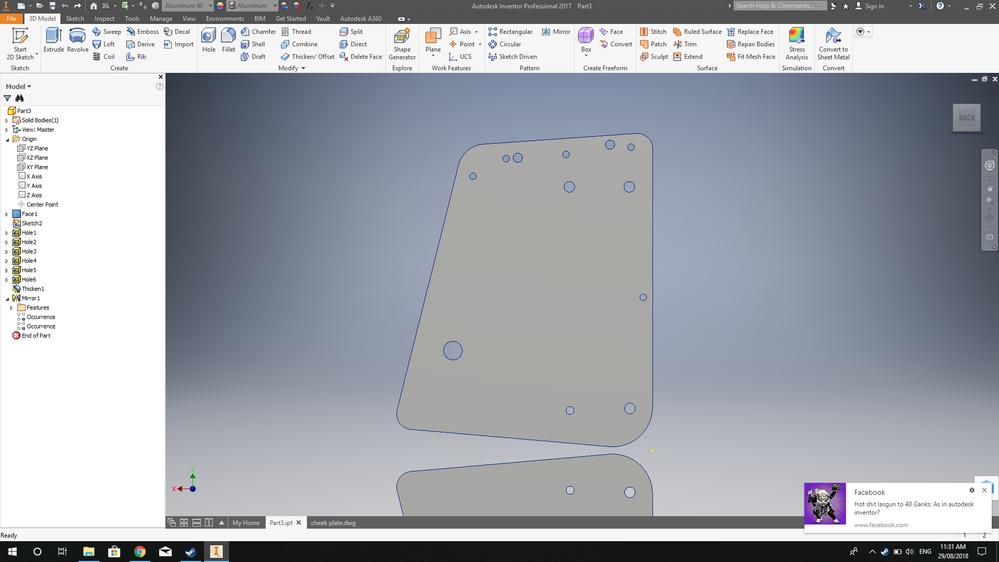Solved: dxf file showing up improperly? - Autodesk Community