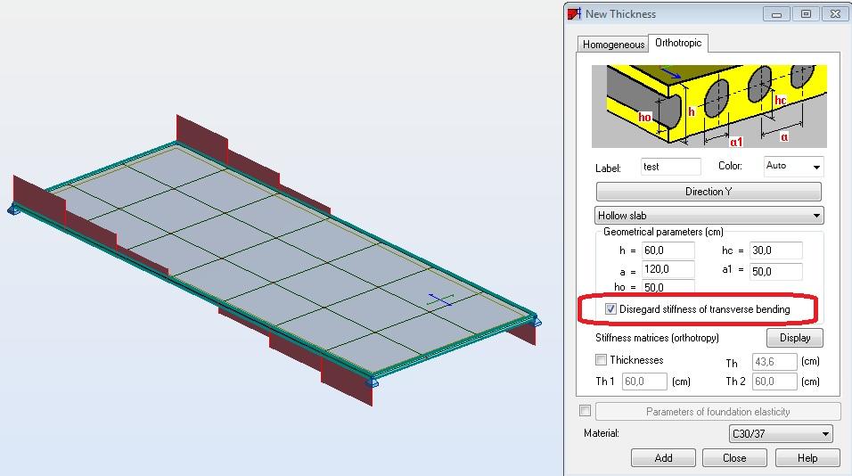 hollow core slab - Autodesk Community- Robot Structural