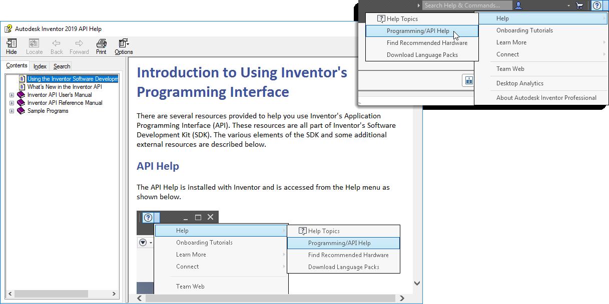 XML Documentation for API - Autodesk Community
