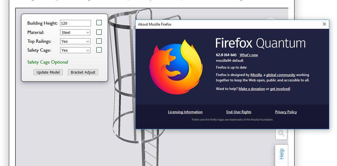 Embeds Broken in Firefox - Autodesk Community- Configurator 360