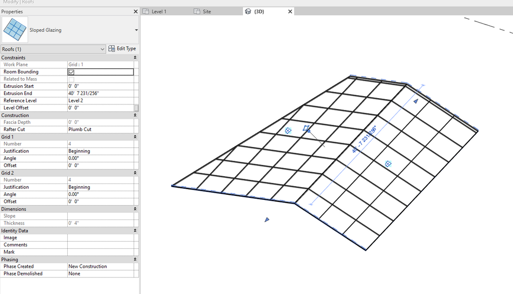 Solved: Cutting Roof Mullion Profile in Revit - Autodesk Community
