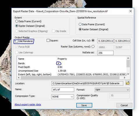 Tif import fail - Autodesk Community- Civil 3D