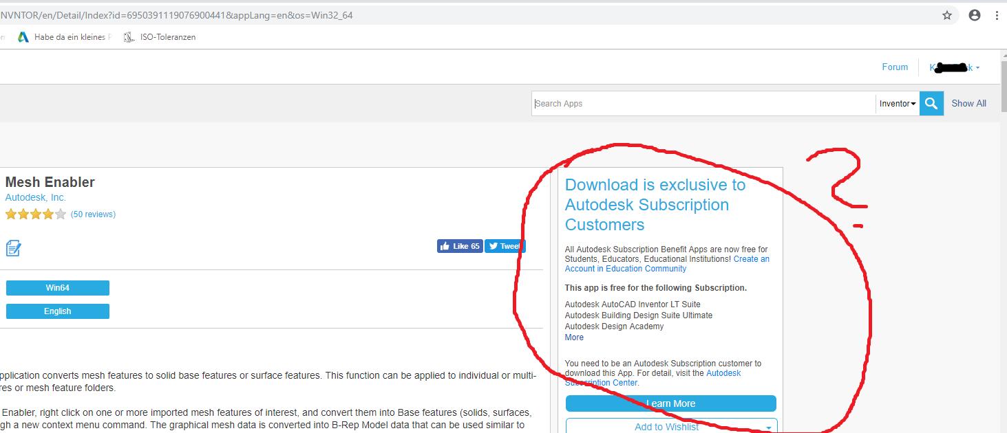 Solved: Mesh enabler 1 0 8 download? - Autodesk Community- HSM