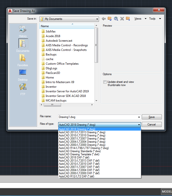 Solved: saving drawing to older releases - Autodesk Community- AutoCAD