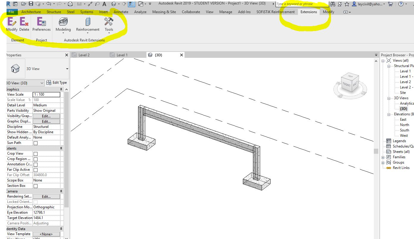 Solved: Revit Extensions for Revit 2019 - Autodesk Community- Revit
