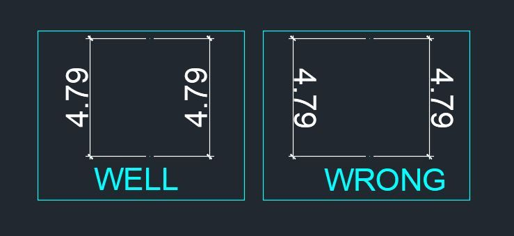 Solved: entmake aligned dimension text reversed - Autodesk