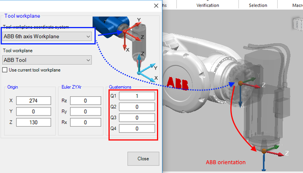 Solved: PowerMILL Robot - Difference with manual programming in ABB