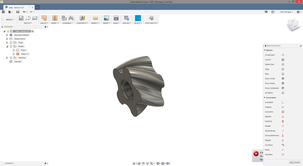 How to do this 4th axis CAM? - Autodesk Community- Fusion 360