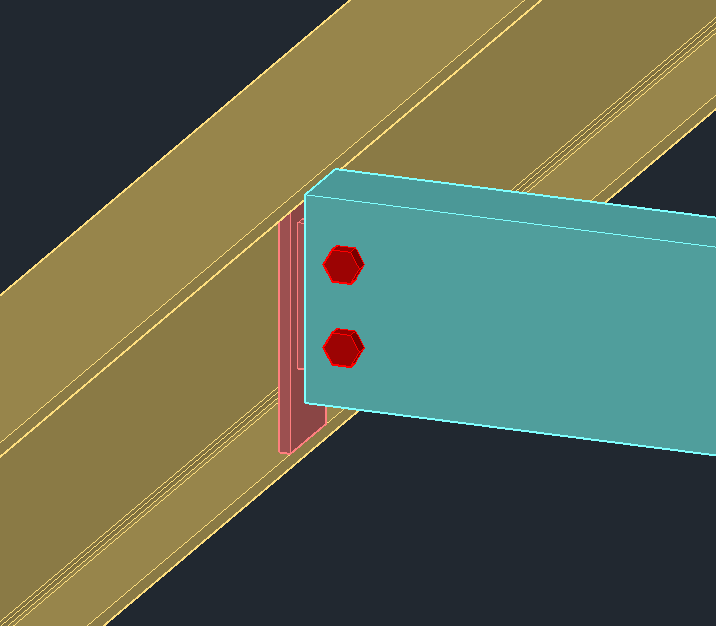 Solved: Best way to achieve this beam connection    - Autodesk