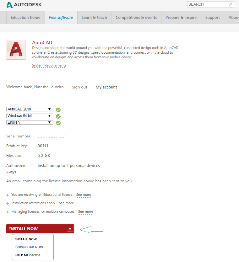 Solved Steps For Setting Up Student Software Autodesk