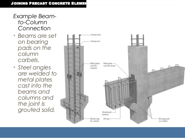 Solved Precast Concrete And Rigid Joints Autodesk Community
