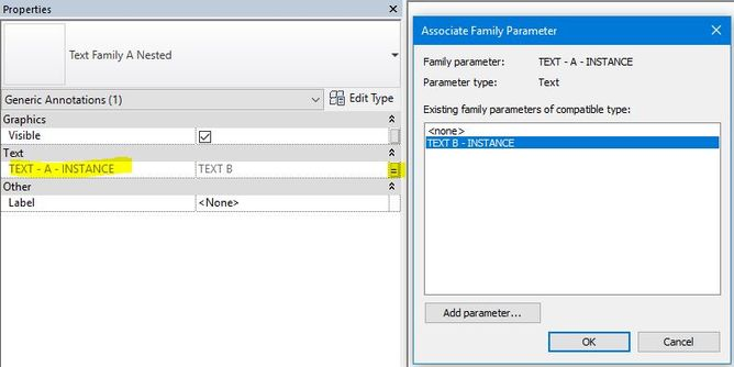 Solved: Placing editable text in detail item family