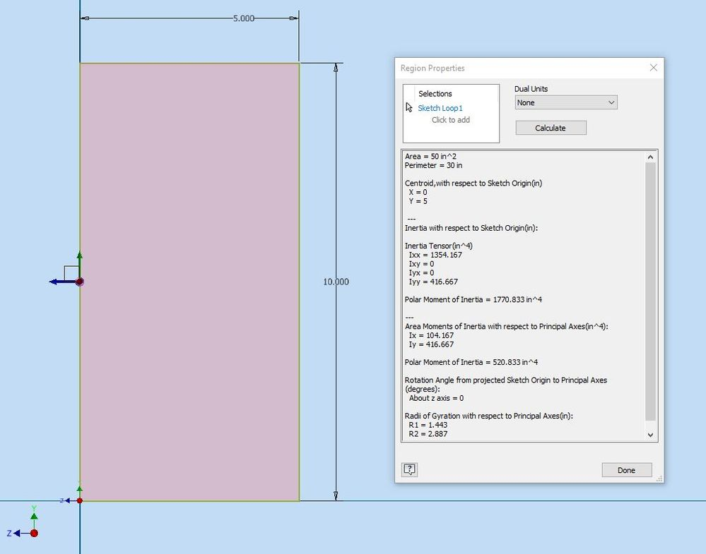 Solved: Calculate Moment of Inertia? - Autodesk Community
