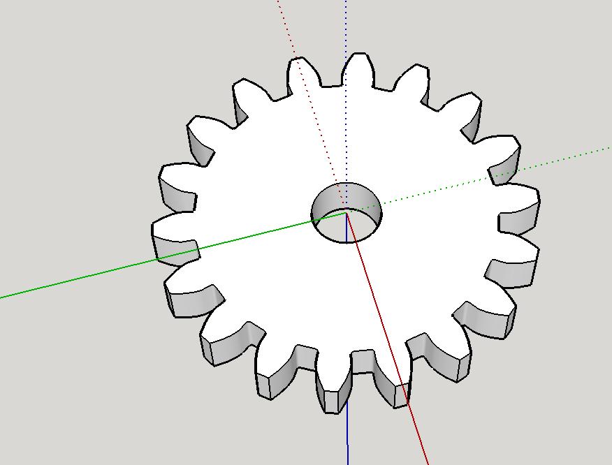Designing gears in Fusion 360 - Autodesk Community- Fusion 360