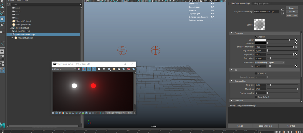 Solved: Excluding lights from Vray environmental fog - Autodesk