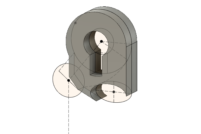 Solved: Extrusion bug: selected sketch areas only partially