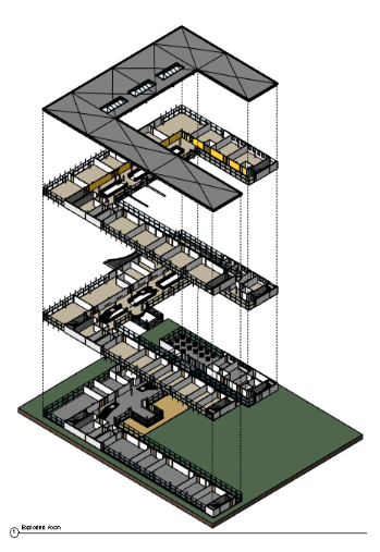 Visibility By Level In 3d View Autodesk Community