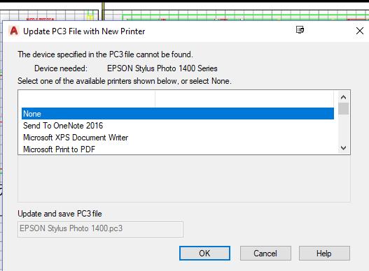 Solved: AutoCAD LT 2019 plotting errors - Autodesk Community- AutoCAD LT