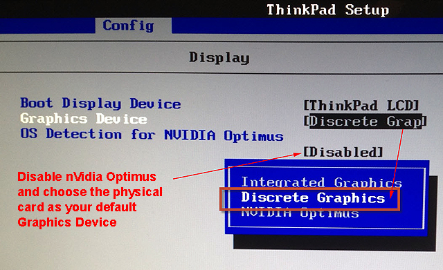 Solved: Disabling nVidia Optimus & Perform Clean Install - Autodesk