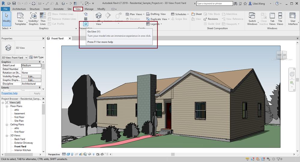 Solved Revit Live For Lt Autodesk Community