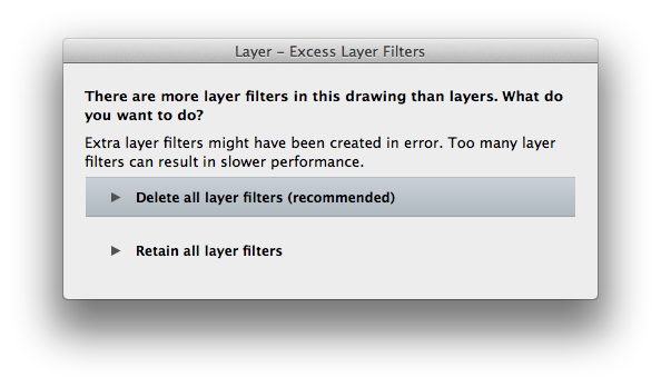 dwg to pdf with layers mac