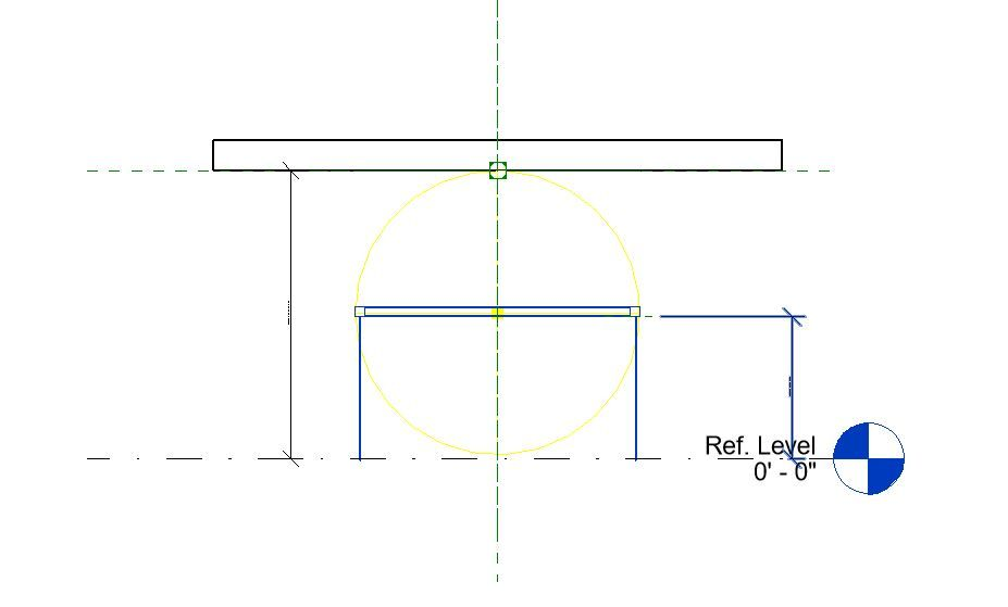 Linear Bim Suspended Light Is Attaching To Host Upside Down
