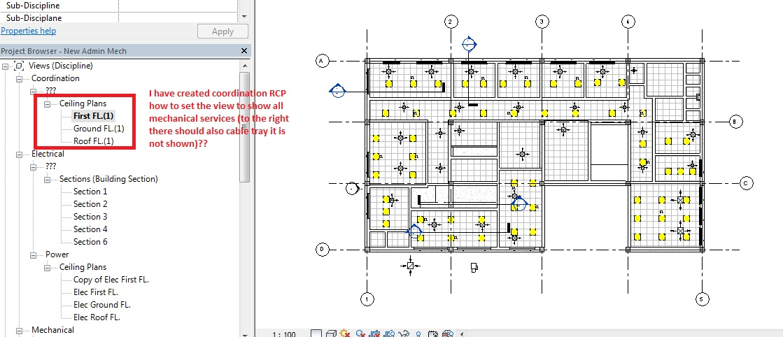 Solved how to create plan views for different disciplines - Creation plan maison ...