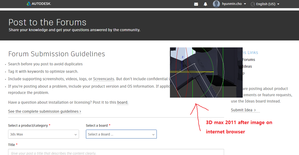 3dmax remains afterimages of itself - Autodesk Community