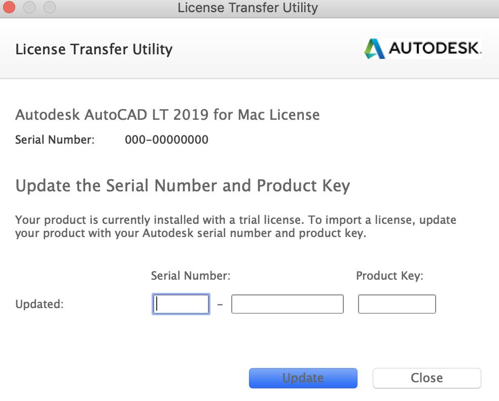 Solved: AutoCad LT 2019 on Mac Not Responding on Startup