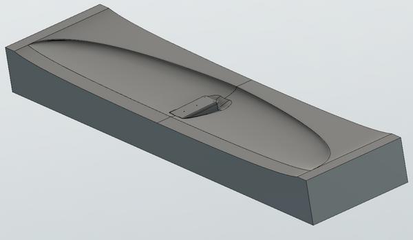 Solved: problem using boundary fill to split mold - Autodesk