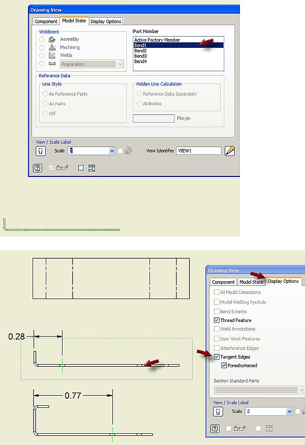 Solved Dimensions For Press Brake Autodesk Community