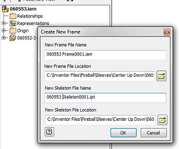 Frame Generator Member Naming - Autodesk Community
