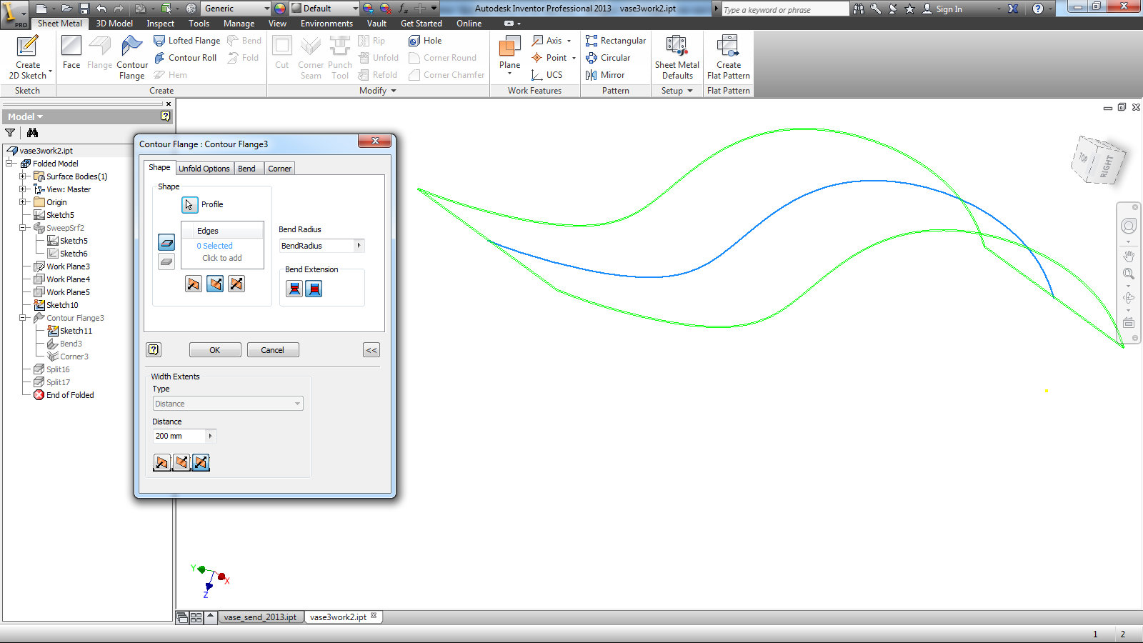 Solved How To Flatten This Form Autodesk Community