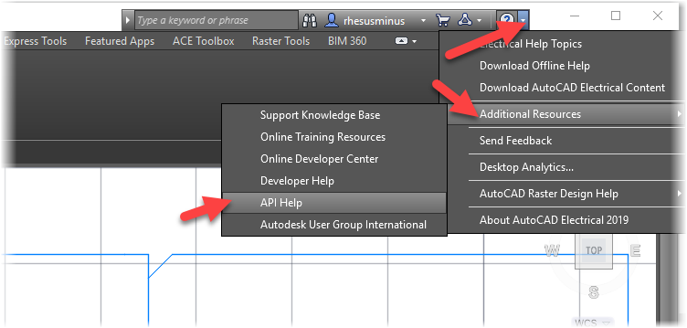 Solved: AutoCAD Electrical c: commands from Lisp - Autodesk