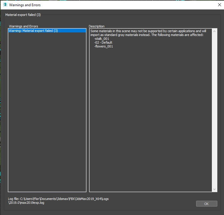 Export  max file to  dae - Autodesk Community- 3ds Max